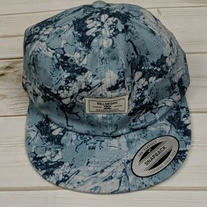 Billabong snao back hat